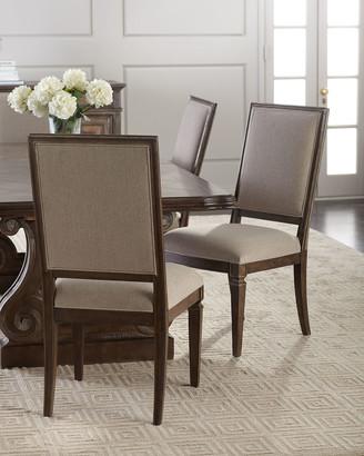 Hooker Furniture Woodlands Upholstered Side Chairs, Set of 2