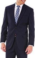 Haggar Premium Stretch Dark Navy Suit Jacket - Classic Fit