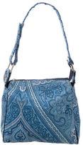 Etro Paisley Nylon Handle Bag