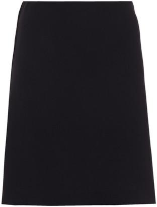 Theory Crepe Mini Skirt