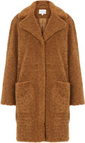 Warehouse Teddy Faux Fur Coat