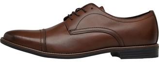 Base London Mens Corkscrew Shoes Waxy Brown