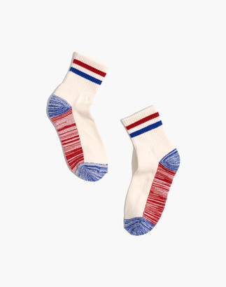 Madewell MWL Cloudlift Sneaker Ankle Socks