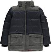 Pyrenex Two-Tone Arnold Down Jacket