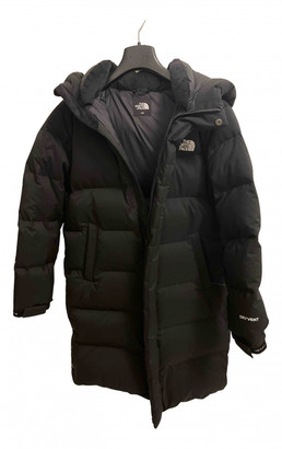 The North Face Black Cotton Jackets & Coats