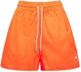 Thumbnail for your product : Stella McCartney Tech Nylon Mini Shorts