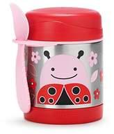 Skip Hop Zoo Little Kids & Toddler Stainless Steel Insulated Food Jar, Livie