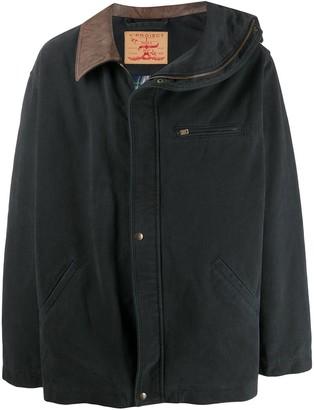 Y/Project Asymmetric Collar Jacket
