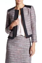 Vince Camuto Tweed Jacket (Petite)