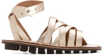 Trippen Nepal strappy sandals