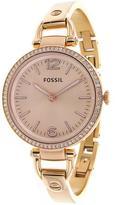 Fossil ES3226 Women's Georgia Watch