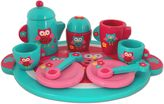Stephen Joseph Owl Wooden Play Tea Set