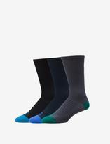 Tommy John Heel Toe Performance Dress Sock (Set of 3)