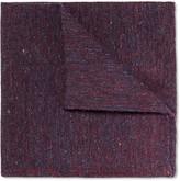 Marwood - Slub Silk Pocket Square