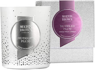 Molton Brown London 6.3Oz Muddled Plum Single Wick Candle