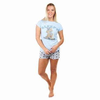 Disney Women's Sleepy Pajama Set