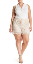 Hip Crochet Short (Plus Size)