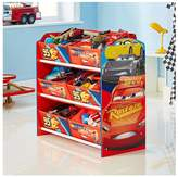 Disney Cars 6 Bin Storage Unit By Hello Home
