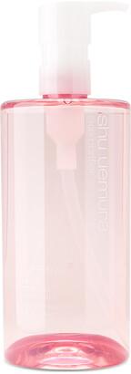 shu uemura POREfinist2 Sakura Refreshing Cleansing Oil, 450 mL