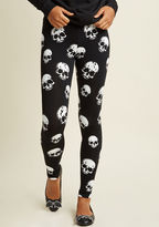 Banned Bold Your Head High Leggings in XS - by Banned from ModCloth