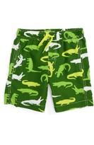 Hatley Toddler Boy's Alligator Swim Trunks