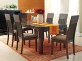Acme 00854 Medora Dining Table, Espresso Finish