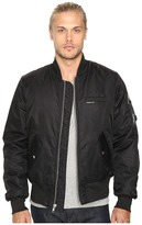Members Only Authentic Military Bomber Jacket Men's Coat