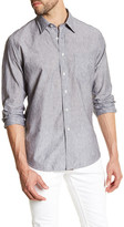 Billy Reid Walland Standard Fit Sport Shirt