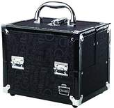 Caboodles Four Tray Makeup Train Case, 2.45 Pound