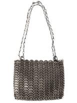 Paco Rabanne Iconic Metal Shoulder Bag