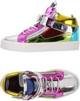 Giuseppe Zanotti Design High-tops & sneakers - Item 11357614