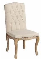Ophelia Alcorn Fabric Upholstered Side Chair & Co.