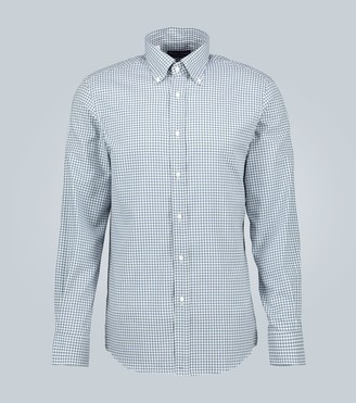 Ralph Lauren Purple Label Cameron button-down cotton shirt