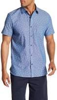 Sovereign Code Land Regular Fit Printed Shirt