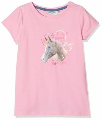 Salt&Pepper Salt and Pepper Girl's T-Shirt Horses Photoprint