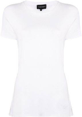 Emporio Armani Knitted Flared Top