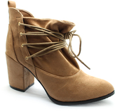 Rush Beige Hope Ankle Boot