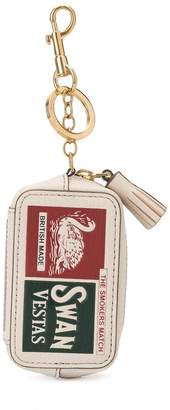 Anya Hindmarch leather matchbox coin purse