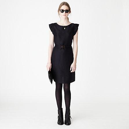 A.P.C. silk lucy dress