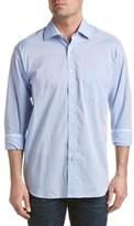 J.Mclaughlin Beekman Regular Fit Woven Shirt.