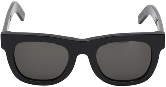 RetroSuperFuture Ciccio Black Acetate Sunglasses