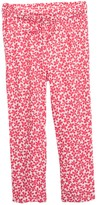 Kate Spade Ria Printed Pant (Toddler & Little Girls)