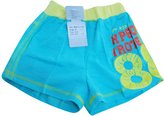 XiaoYouYu Toddler Boy's Summer Cotton Swim Shorts Swimwear US Size 2T