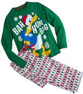 Disney Donald Duck Fun Family Pajama Set for Men