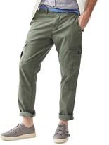 Michael Bastian Cavalry Linen Twill Cargo Regular Fit Pants - 100% Exclusive