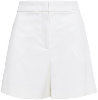 Emilio Pucci Wool-blend Shorts