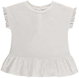 Polo Ralph Lauren Ruffle T Shirt