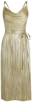 Maria Lucia Hohan Pleated Artemis Gown