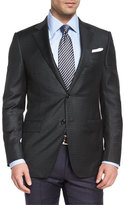 Ermenegildo Zegna Two-Button Wool Sport Jacket