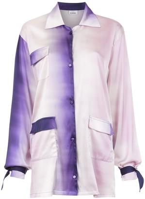 AMIR SLAMA silk shirt